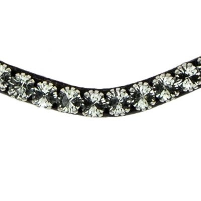 sleek onyx browband