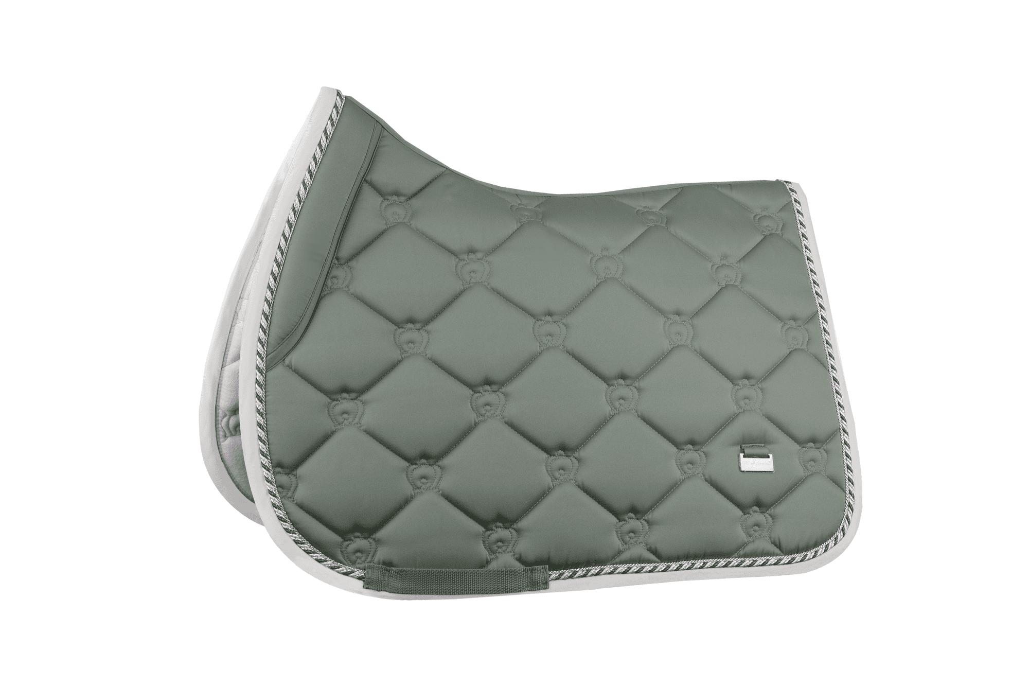 sage green jump saddle pad ps of sweden