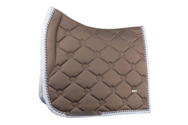 Walnut saddle pad