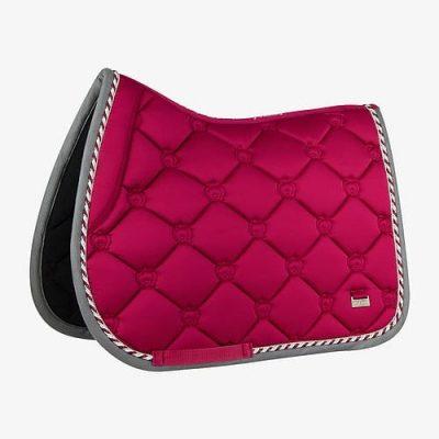 Ps of sweden scarlet saddle pad