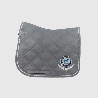 South grey saddle quilt